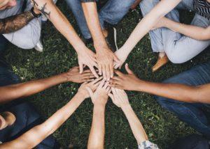 leadership hands