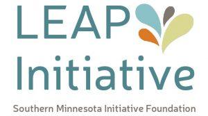 AmeriCorps LEAP Initiative Logo