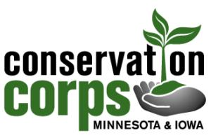 Conservation Corps Minnesota Logo