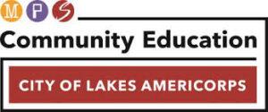 City of Lakes AmeriCorps Logo