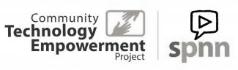 Community Technology Empowerment Project Logo