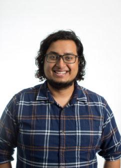 Mayank Gupta Headshot