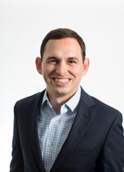 Patrick Kaiser Headshot
