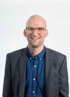 Peter Nelson, Ph.D. Headshot