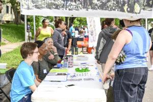 Nieghborhood Event for Habitat for Humanity