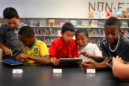 iPads and kids