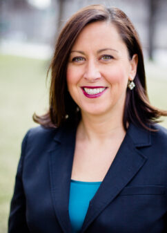 Lindsay Dolce, J.D. Headshot